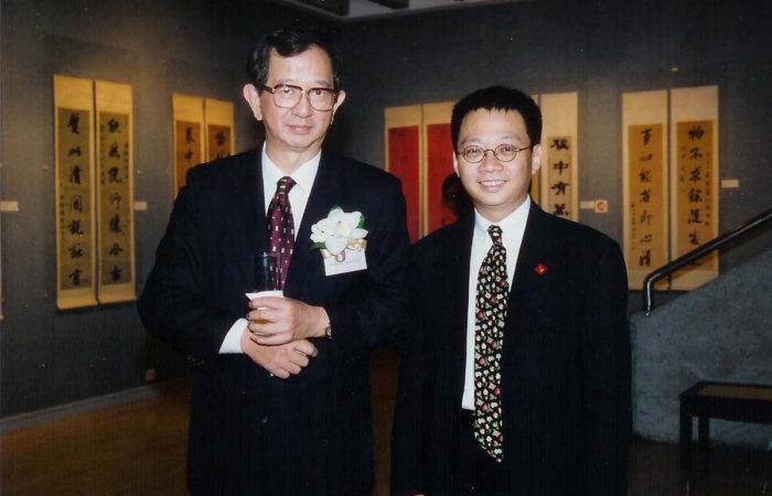 諾貝爾物理學獎李遠哲教授