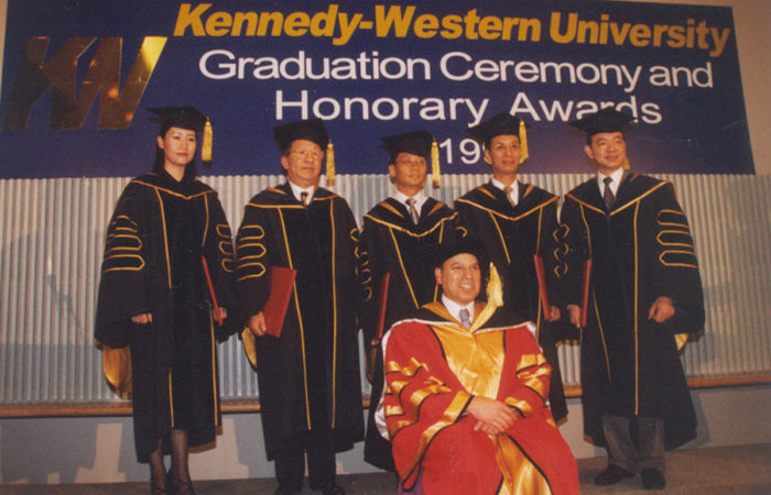 Kennedy-Western University Graduation Ceremony And Honorary Awards