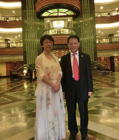 Ambassador Yang Jian In Brunei