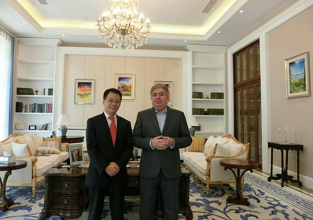 Saudi Arabia Ambassador In Beijing