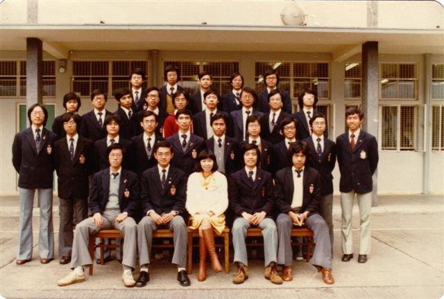 1979 6UA 畢業照