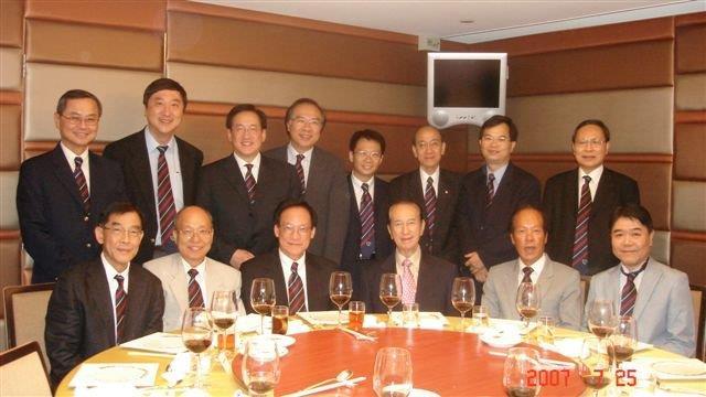 2007 QC's 30 50 60 70 Reunion Dinner At Fook Lam Moon