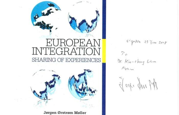 46 EUROPEAN INTEGRATION – JORGEN ORSTROM MOLLER