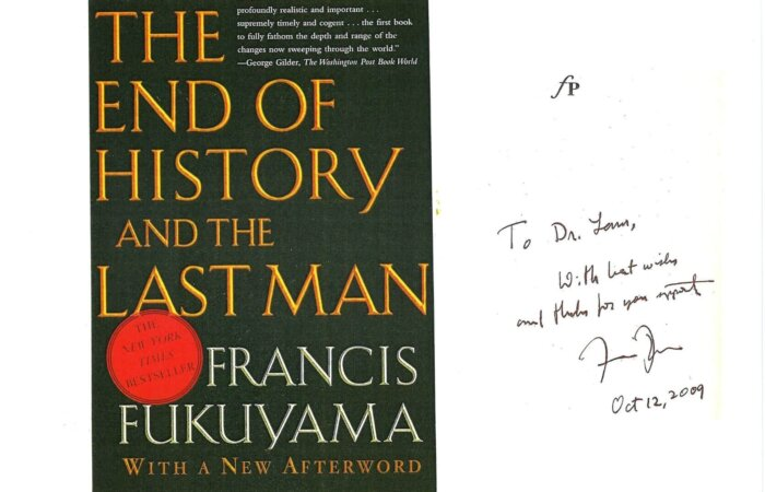 74 The End Of History And The Last Man – Francis Fukuyama