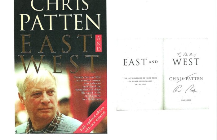 114 East And West – Chris Patten