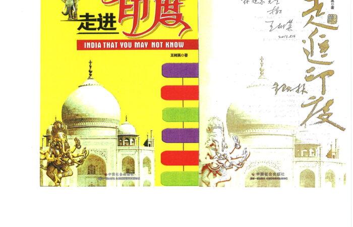 218 走進印度 – 王樹英