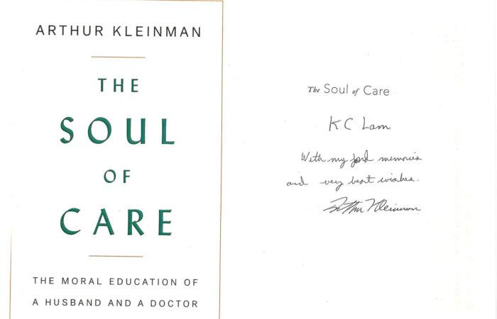 248 The Soul Of Care – Arthur Kleinman