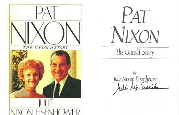 258 Pat Nixon – Julie Nixon Eisenhower