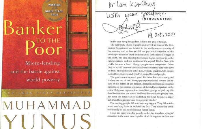 260 Banker To The Poor – Muhammad Yunus