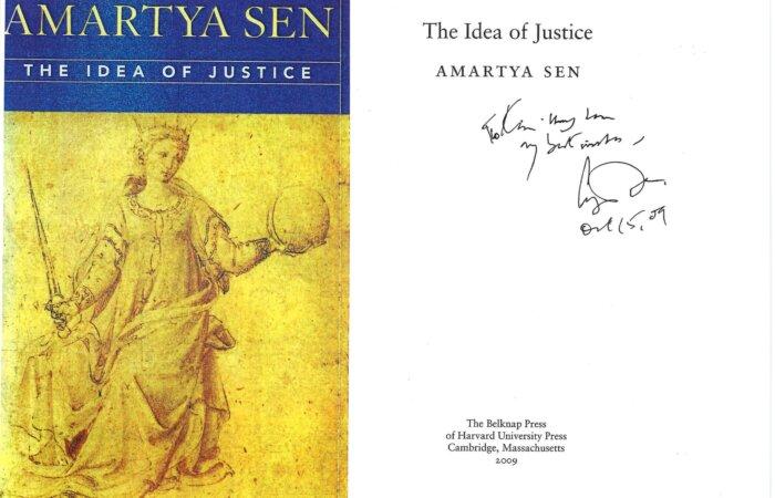 274 The Idea Of Justice – Amartya Sen