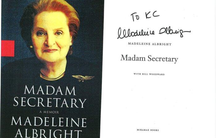 275 Madam Secretary – Madeleine Albright